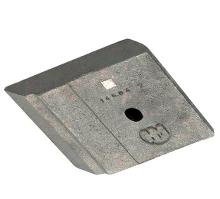 SIDE SCRAPER SEGMENT, STEEL