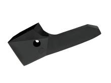 DISCHARGE SHOVEL SEGMENT, RUBBER
